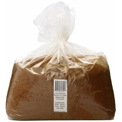 Los Chileros Santa Fe Chile Seasoning, 5 Pound