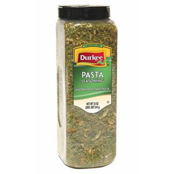 Durkee Pasta Seasoning 12oz Container (Pack of 1) Select Flavor Below (Original)