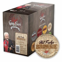 Guy Fieri Coffee for K-cup Brewers - Hot Fudge Brownie - 48ct