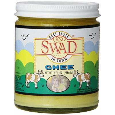 Swad Pure Ghee Clarified Butter, 8 Ounce
