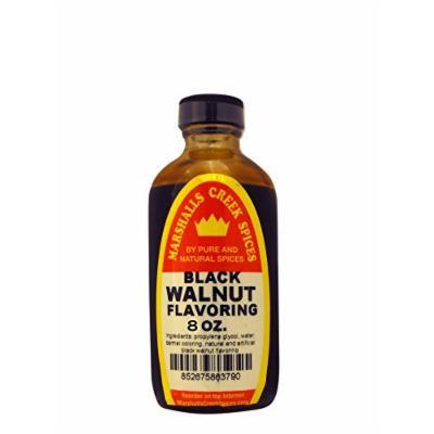 Marshalls Creek Spices Flavoring, Black Walnut, 8 Ounce