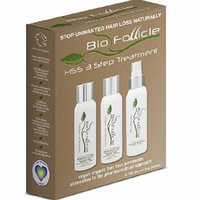 Bio Follicle 3 Step Treatment Package, 3 Count
