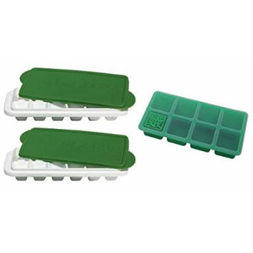 Fresh Baby So Easy Baby Food and Breast Milk Trays Set