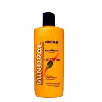Minoval Hair Regrowth System Shampoo 8oz