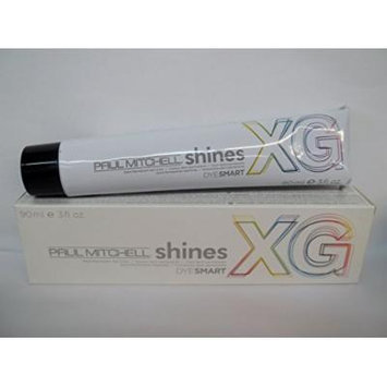 Paul Mitchell Shines XG Demi-Permanent Hair Color 3oz (1AA 1/11)