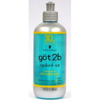 göt2b Spiked-up Max-control Styling Gel, 10.2 Oz