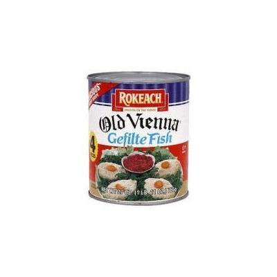 Fish Gefilte Jelld Old Vi (Pack of 6) - Pack Of 6
