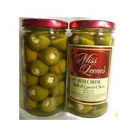 Bleu Cheese Stuffed Queen Spanish Olives 12 oz. Jar
