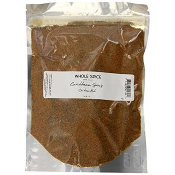 Whole Spice Caribbean Spicy Chicken Rub, 1 Pound