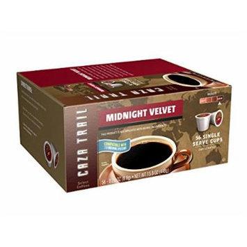 Caza Trail Coffee, Midnight Velvet, 56 Single Serve Cups
