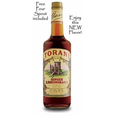 Torani Ginger Lemongrass Syrup
