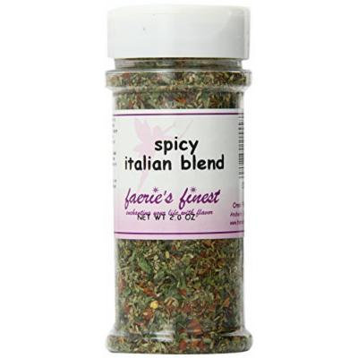 Faeries Finest Blend, Spicy Italian, 2.00 Ounce