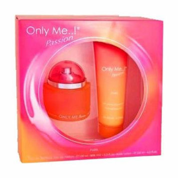 Only Me Passion by Yves de Sistelle, 2 piece git set for women