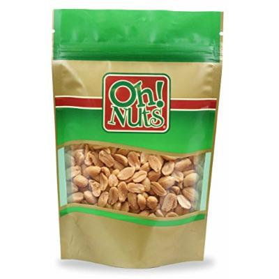 Roasted Peanuts - Oh! Nuts (Unsalted) (25 Pound Bag)