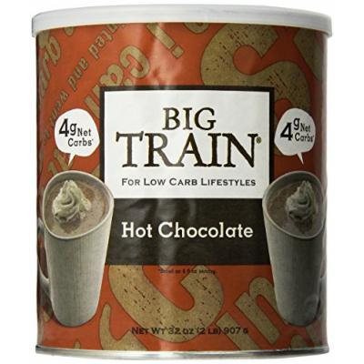 Big Train Hot Chocolate Mix - 2lb Can