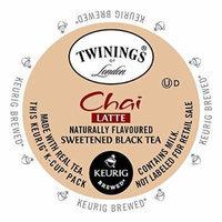 Twinings Chai Latte, Keurig K-Cups, 48 Count