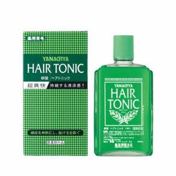 YANAGIYA Hair Tonic 240ml (Japan Import)