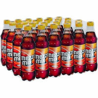 Mezzo Mix Classic Cola & Orange Soda - CASE of 24 X 0.5 l