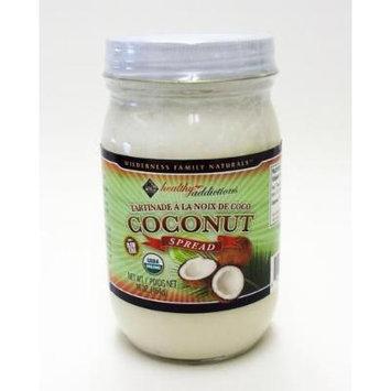 Coconut Spread, Raw, Certified Organic, 16 oz.