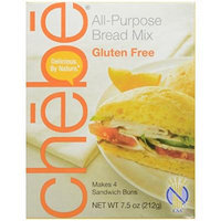 Chebe Bread All-Purpose Mix, Glution Free, 7.5-Ounce Bags (Pack of 2)