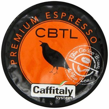 CBTL Premium Expresso Capsules By the Coffee Bean & Tea Leaf Co. 20 Count