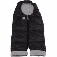 Red Castle Footmuff Combizip S2 Black/Light Grey