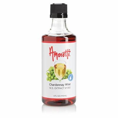 Amoretti Chardonnay Wine Extract, 4 Fluid Ounce