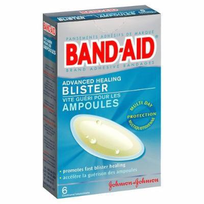Band-Aid Advanced Healing Blister, Cushions 6 ea Pack of 5