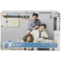 Workaholics Take it Sleazy Single-Cup Coffee for Keurig K-Cup Brewers 12-Count