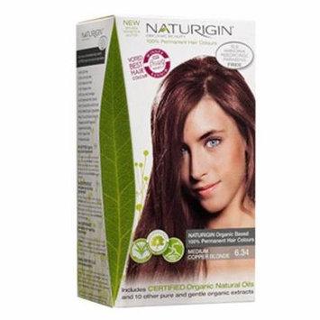 Naturigin Permanent Hair Color, Copper Blonde, Medium