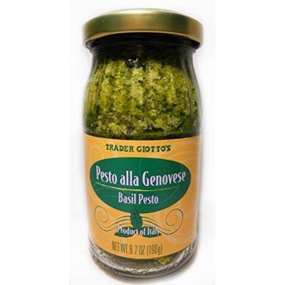 Trader Joe's Trader Giotto's Pesto Alla Genovese, 6.7 Ounce (Pack of 2)