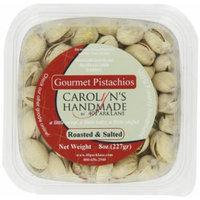 Carolyn's Handmade Gourmet Deli Tub, Roasted and Salted Pistachios, 8 Ounce