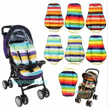 Baby Stroller Cushion Pad Pram Padding Liner/Car Seat Pad waterproof