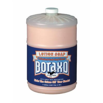 Boraxo 02709 Liquid Lotion Soap, Pink, Floral Fragrance, 1gal Bottle (Case of 4)