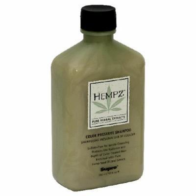Hempz Herbal Color Shampoo, 12-Ounces