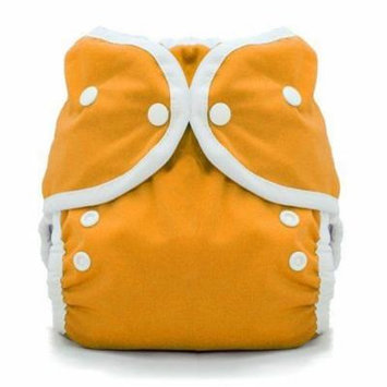 NEW Thirsties Duo Wrap Snap Mango Size One (6-18 lbs)