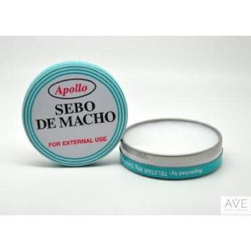 Apollo Sebo de Macho 12g 2-cans (2 x 12g) NEW STOCK