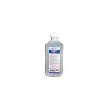 Isopropyl rubbing alcohol, 70% antiseptic for Simple Wound disinfections - 16 oz ea, 12/Case