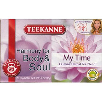 Teekanne Harmony for Body and Soultea Collection - 20 Bags (My Time)