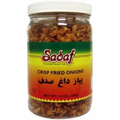 Sadaf Crispy Fried Onion, 10 Ounce