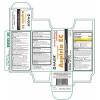 [3 PACK] REGULAR STRENGTH ENTERIC COATED ASPIRIN 325MG 100CT *Compare to the same active ingredients in Ecotrin® & Save