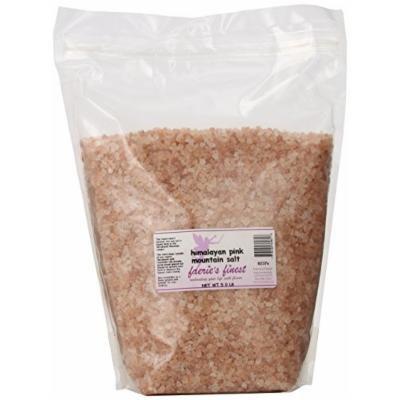 Faeries Finest Himalayan Pink Mountain Salt, 5 Pound