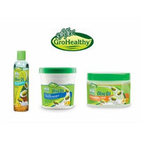 Sofn'free GroHealthy Collection-I (made with milk, olive and Omega 3)