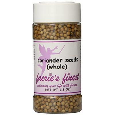 Faeries Finest Whole Coriander Seeds, 1.30 Ounce