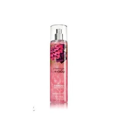 Bath and Body Works a Thousand Wishes Diamond Shimmer Mist 8 Fl Oz