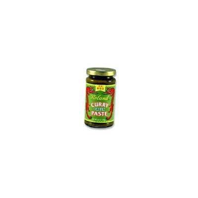 Roland Green Curry Paste 6.8 OZ (Pack of 12)