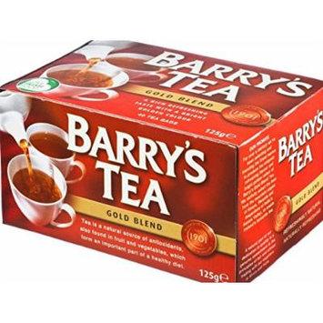Barry's Tea from Ireland (40 Tea Bags) Gold Blend