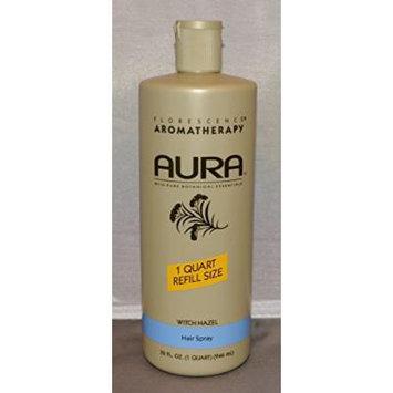 Aura Witch Hazel Non-Aerosol Hair Spray 32 oz