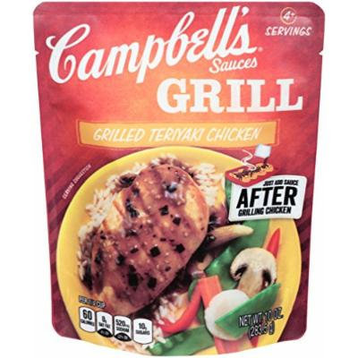 Campbell's® Grilled Teriyaki Chicken Grill Sauce