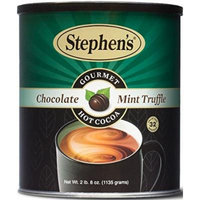 Stephen's Gourmet Hot Cocoa, Chocolate Mint Truffle - 2.5lbs